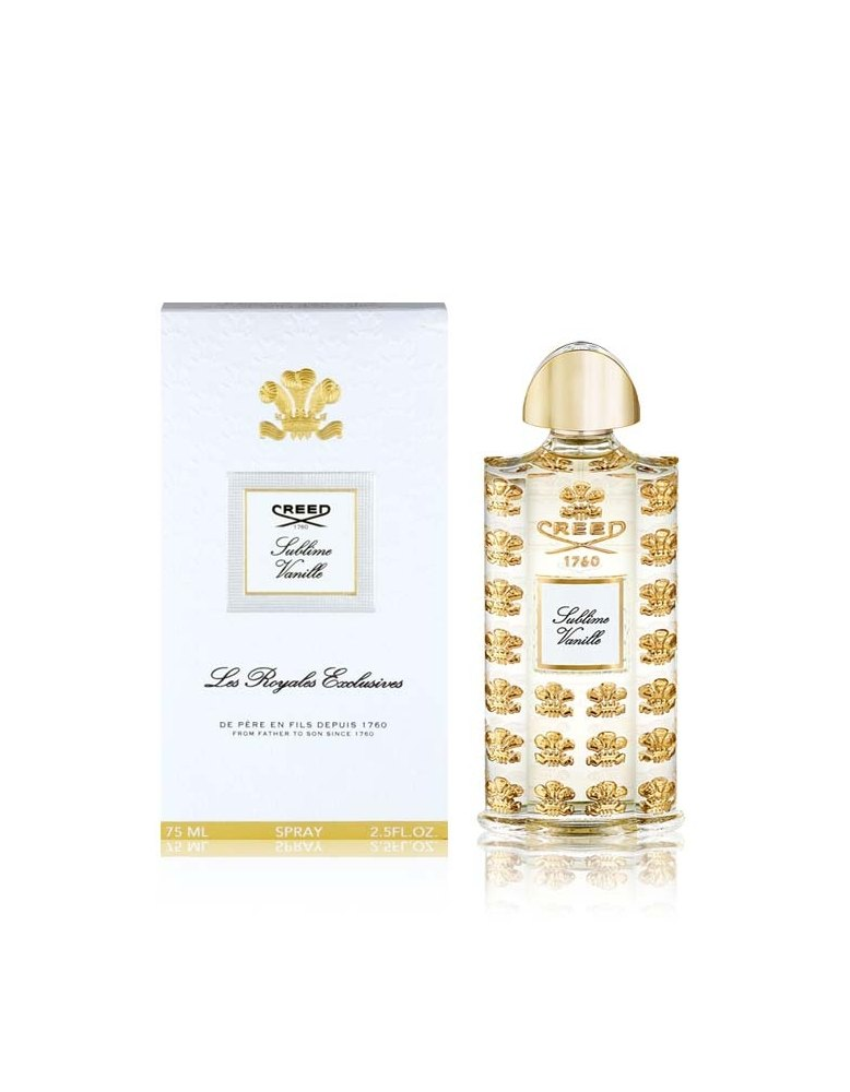 creed les royales exclusives - sublime vanille