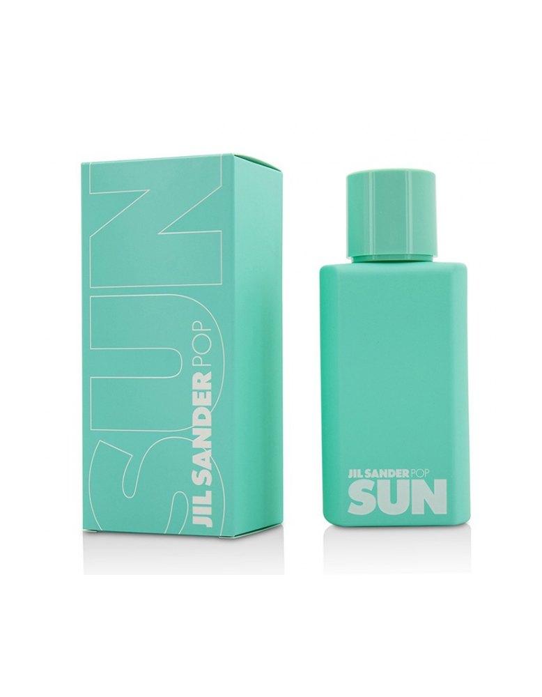 jil sander sun pop - green fusion